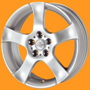 Шины Fondmetal 7200 Metallic Silver