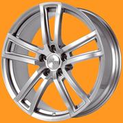 Шины Fondmetal Tech 6 Shiny Silver