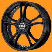 Шины Mi-Tech A 604 Satin Black