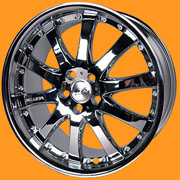 Диски Racing Wheels H 332 A Chrome