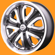 Диски Racing Wheels H 383 DBCWP