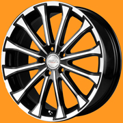 Диски Racing Wheels H 461 BKFP