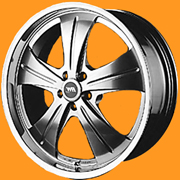 Диски Racing Wheels H 611 SPTDP