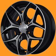 Диски Zorat Wheels 3206 BP