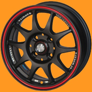 Шины Zorat Wheels 346 RLBLKXM