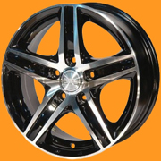 Диски Zorat Wheels 610 BP