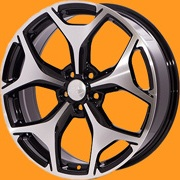 Диски Zorat Wheels FR964 BMF