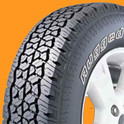 Шины BFGoodrich Rugged Trail TA